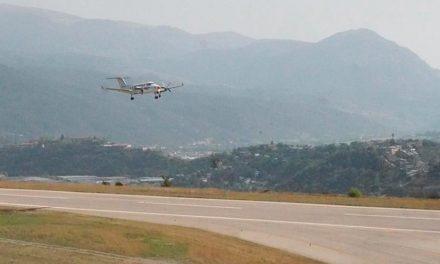 El govern d'Andorra agraeix a les autoritats espanyoles el vistiplau del GPS a l'aeroport de la Seu