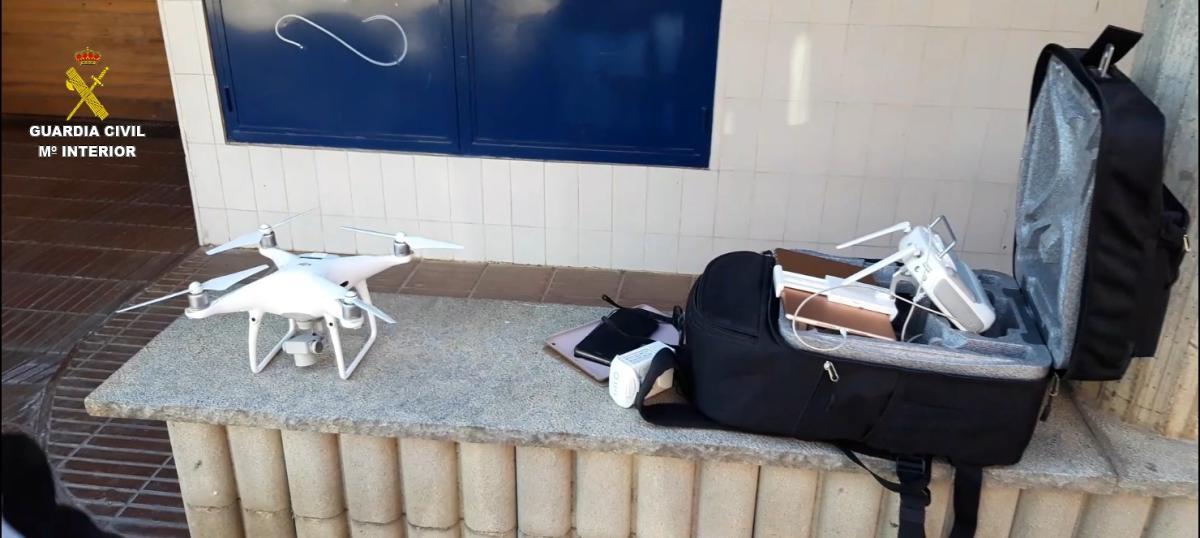 Denunciat per fer volar un dron a Puigcerdà saltant-se l'actual confinament