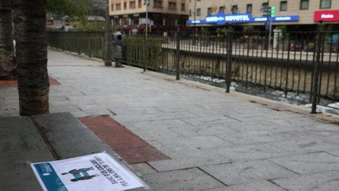 Preocupació a Andorra per l'incompliment de les actuals mesures de desconfinament