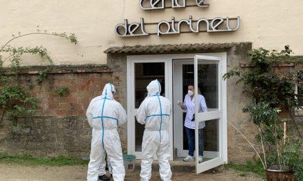 Comencen els test ràpids als geriàtrics del Pallars Jussà i la Val d' Aran