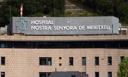 Millora la pacient de la Seu que es troba a l'UCI del Meritxell i que ja no necessita ventilació mecànica