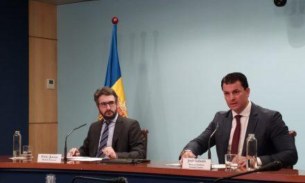 El govern andorrà preveu un dèficit del pressupost de l'estat per enguany de 179 milions d'euros