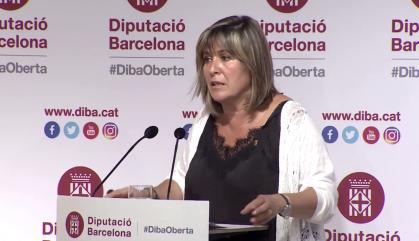 """Núria Marín retreu a Torra que """"s'ha arriba tard i malament"""" en les residències per la gent gran"""
