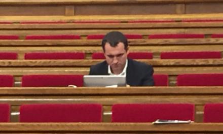 El PSC reclama més recursos per garantir l'accés a internet a tots els alumnes de Lleida i l'Alt Pirineu i Aran