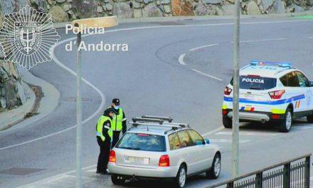 El Govern d'Andorra no descarta declarar l'estat d'alarma si no es redueix la mobilitat