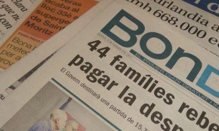 """Andorra es manté al 37è lloc del rànquing de llibertat de premsa i lluny de perdre l'etiqueta de """"paradís fiscal"""""""