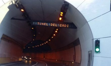 L'aixecament parcial de les restriccions augmenta la circulació al túnel del Cadí fins al 43%