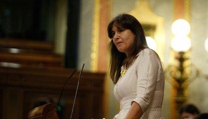 El Suprem demana al Congrés poder interrogar Laura Borràs