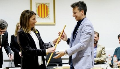 El successor de Budó a l'alcaldia de la Garriga trenca amb el PDECat