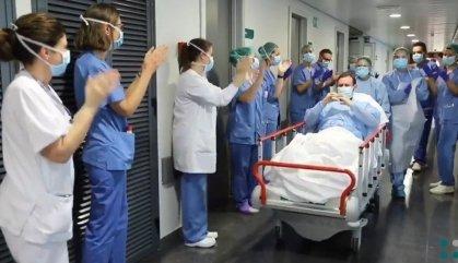 Espanya registra 164 noves morts, la xifra més baixa des del 18 de març
