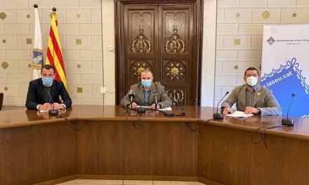 El PSC aconsegueix pactar amb Fàbrega un paquet d'ajuts per frenar la crisi del coronavirus