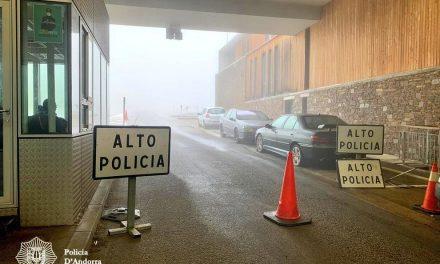 Andorra preveu cues importants al Pas de la Casa al reobrir-se dilluns la frontera al turisme francès