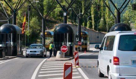 Andorra no oferirà altres ajuts als fronterers, tret dels vinculats als ERTO