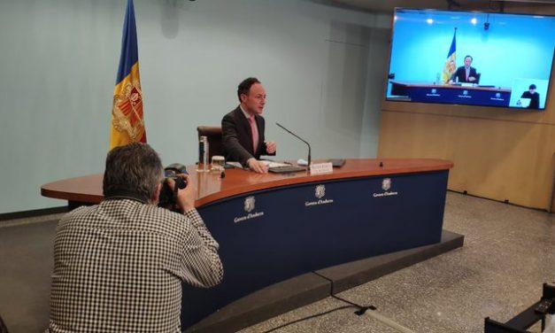 Andorra anuncia l'aixecament de les restriccions de les fronteres i demana a Espanya reciprocitat