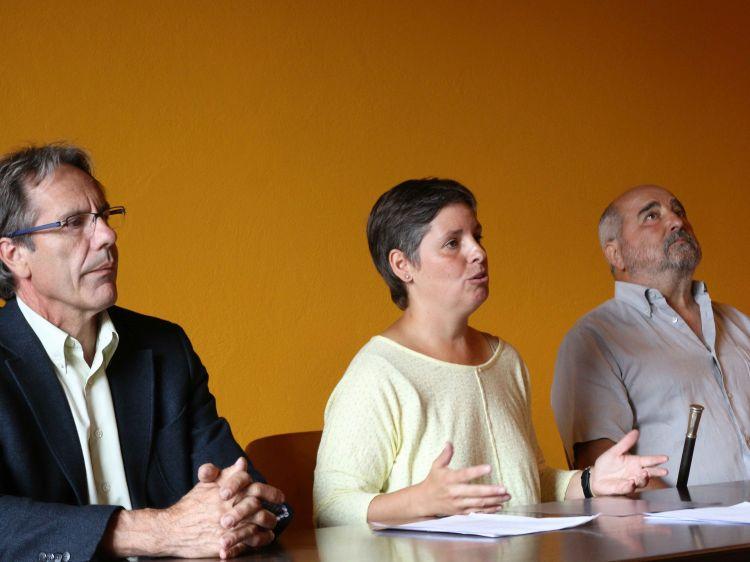 La futura presidenta del Consell Comarcal de l'Alt Urgell, Josefina Lladós, insulta habitualment a PSC i ERC
