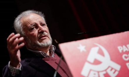 Mor Julio Anguita, històric líder d'IU