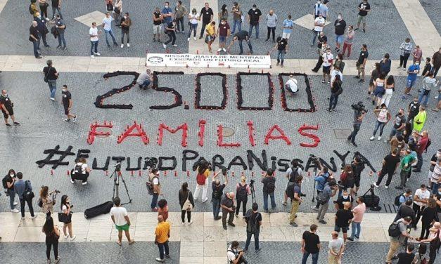 Nissan tanca les plantes de la Zona Franca, Montcada i Sant Andreu de la Barca