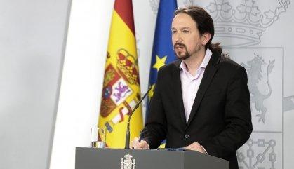 Iglesias recorda a Sánchez que el compromís és derogar íntegrament la reforma laboral