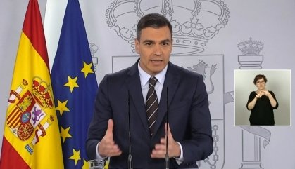 Sánchez anuncia que l'ingrés mínim vital s'aprovarà la pròxima setmana