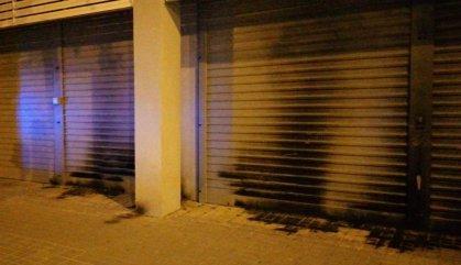Uns desconeguts ataquen de matinada la seu central del PSC