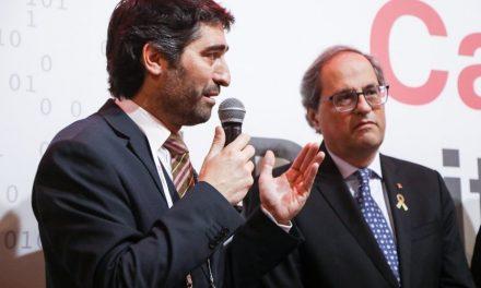 ERC exigeix des de Sant Cugat la dimissió dels consellers Puigneró i Calvet
