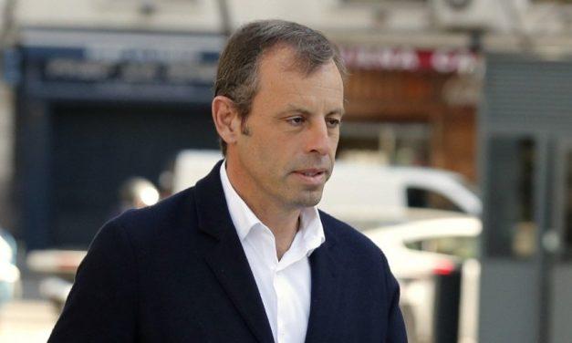 Sandro Rosell afirma que EL TRIANGLE va ser el primer mitjà a dir la veritat sobre el seu cas