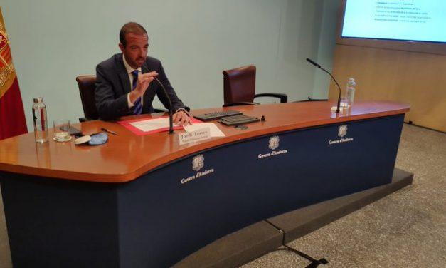 Una dotzena d'edificis inacabats poden ser enderrocats a Andorra amb el nou reglament de la construcció