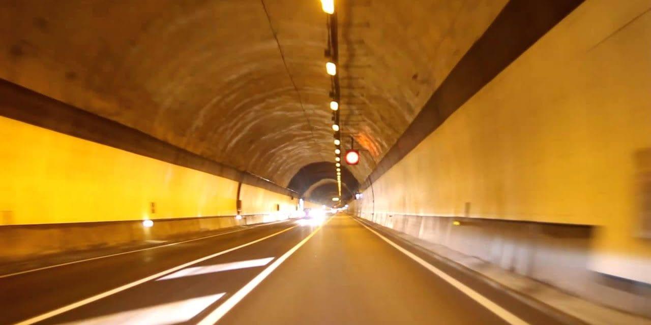 El Túnel del Cadí canviarà tot el sistema d'enllumenat