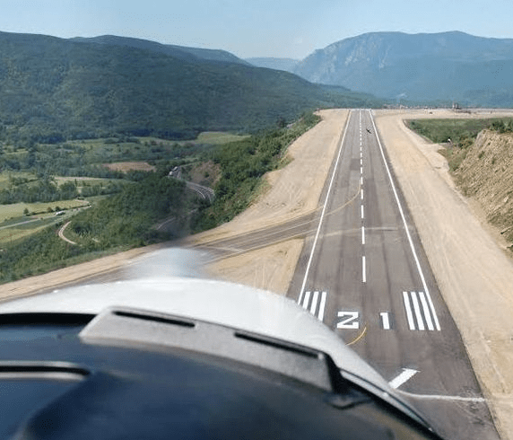 Un estudi europeu dubta ara sobre la viabilitat de l'aeroport Andorra-La Seu d'Urgell