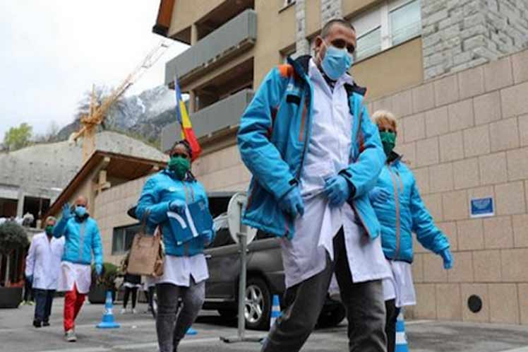 Els dos sanitaris 'desertors' de la delegació cubana a Andorra s'exposen a vuit anys d'exili