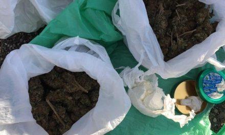 Decomissen cabdells de marihuana i cocaïna en un control policial a la Cerdanya