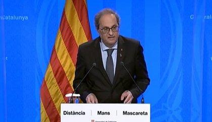 """Torra posa Catalunya en """"etapa de represa"""" aquesta mitjanit"""