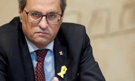 Catalunya és un polvorí a punt d'esclatar