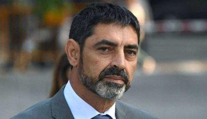 La Fiscalia rebaixa el delicte de rebel·lió al de sedició per a Trapero