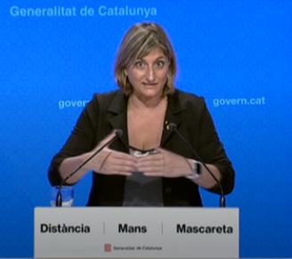 Nou confinament de la comarca del Segrià per l'important rebrot de casos de coronavirus
