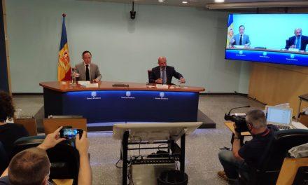 Nou rebrot de covid-19 a Andorra amb tres casos positius i 55 persones aïllades