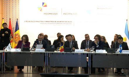 Andorra proposa el 22 d'abril del 2021 per a la celebració presencial de la Cimera Iberoamericana