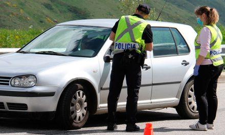 Rècord de taxa d'alcohol d'un conductor a Andorra, 5,14 grams per litre de sang