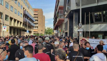 La crisi del coronavirus destrueix a Catalunya 223.700 llocs de treball de l'abril al juny