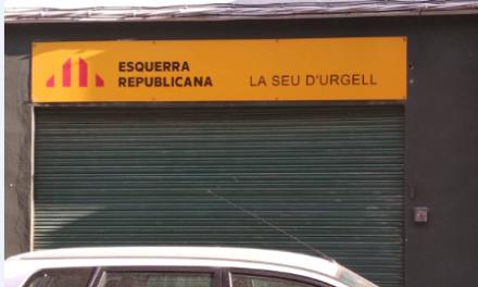 Militants d'ERC de la Seu acusen Jordi Fàbrega d'un excés d'egocentrisme