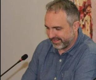 """Jordi Fàbrega i l'""""alcaldessa de l'odi"""", en el nucli fundacional del nou partit de Carles Puigdemont"""