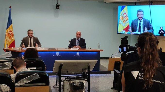Andorra decreta l'ús obligatori de la mascareta a partir d'aquest dimecres