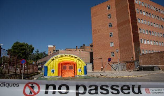 L'Hospital Arnau de Vilanova es prepara per a una setmana crítica