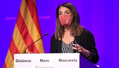 El govern català evita exigir el confinament domiciliari a Lleida
