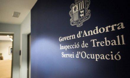 La xifra de persones aturades a Andorra va arribar a les 1.873 a mitjans del mes de juny