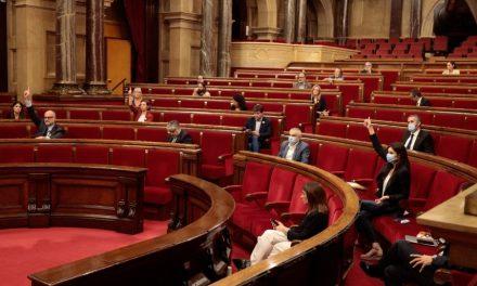 JxCat atrapa ERC en la cursa electoral al Parlament, segons el CEO