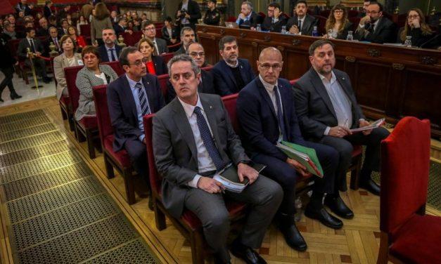 La Generalitat atorga el tercer grau als presos independentistes