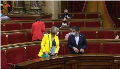 La CUP evita que el Parlament reprovi El Homrani per la gestió de les residències