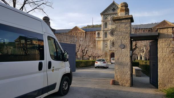 S'encenen les alarmes a les residències de la llar de Sant Josep, Seminari i Hospital de la Seu
