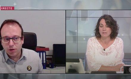 """Solsona, portaveu del PDECat: """"Nosaltres som JxCat"""""""
